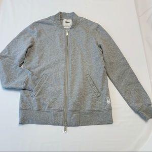 KITH Pinnacle 400 French Terry Zip Sweatshirt Lg
